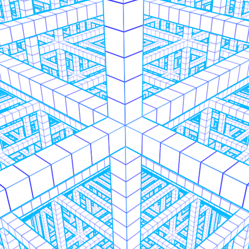 Perspective Drawing - 3D Graph Paper - 19 Pages by ...