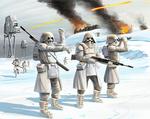 Snowtrooper  Ralph Mcquarrie  by pyraker