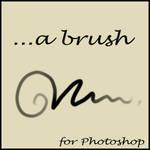 My main brush