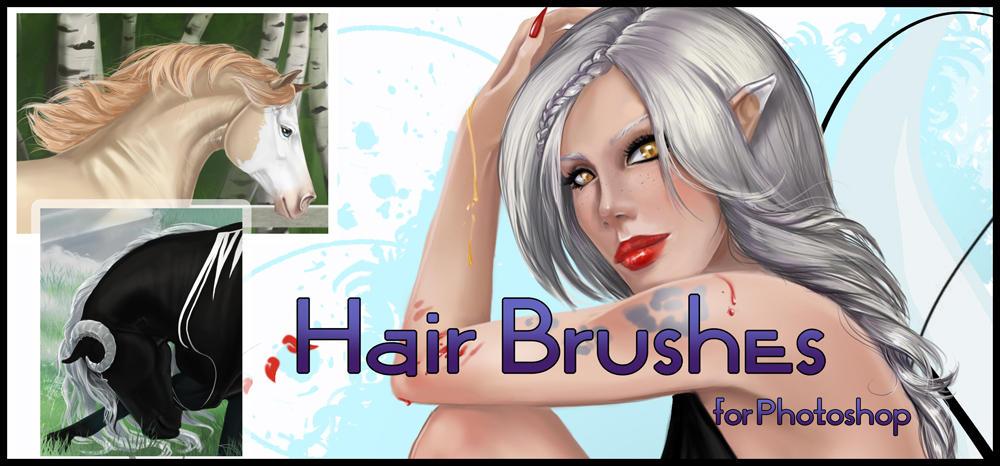 Hair brushes set by Aomori