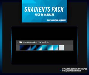 gradients pack 01 - harupsds
