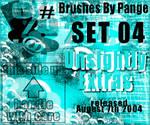 Set 04 - Unsightly Extras