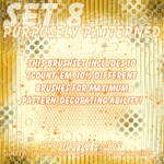 Set 08 - Purposely Patterned
