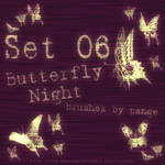 Set 06 - Butterfly Night