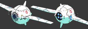 Sphere Ship (animated) by Danarogon-AP