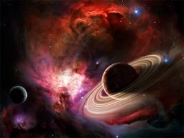 Nebula by aquadrop