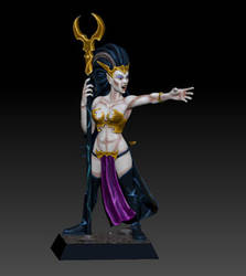 Games Workshop Digital Test Sculpt Digital Turn