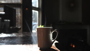 Cup Of Coffee - Cinemagraph