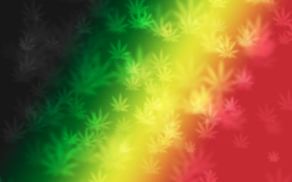 Pot Leaf Wallpaper by Gengar420 on