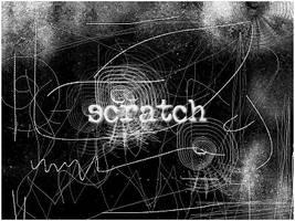 scratch by ShadyMedusa-stock