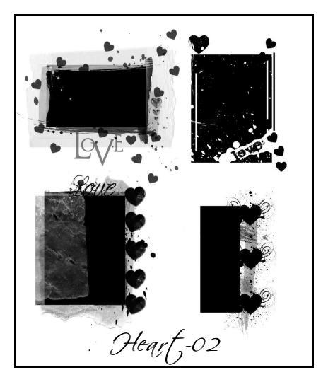 heart-02 by ShadyMedusa-stock