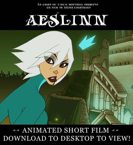 Aeslinn by Lelenia