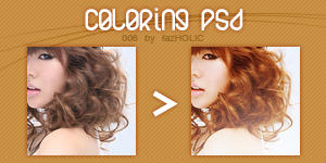 006 Coloring PSD by fazHOLIC