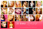 20 icons Taylor Swift