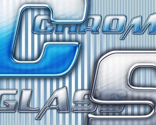 Chrome and Glass v. 2.0 by dresi