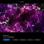 #brushes Nebula (Photoshop, GIMP, Affinity)