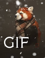 first snow_gif