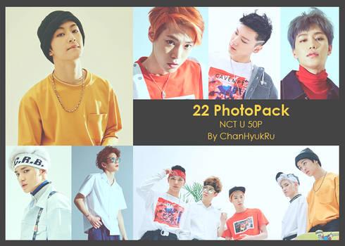 22 / NCT U PhotoPack