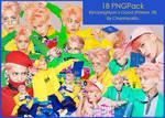 18 / KimJongHyun x Good PNGPack