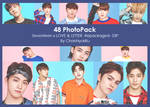 48 / Seventeen x LOVE and LETTER Repack PhotoPack
