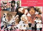 33 / BTS x @star1 vol.53 PNGPack