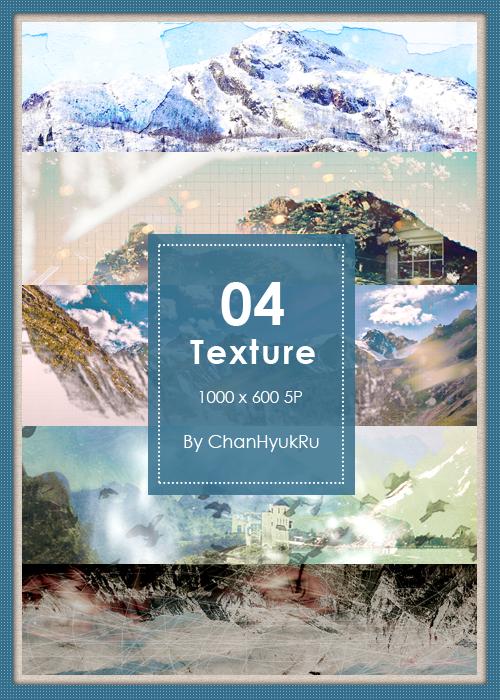 04 / TexturePack by ChanHyukRu by ChanHyukRu