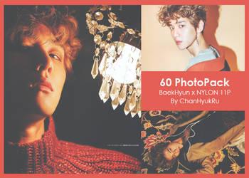 60 / BaekHyun x NYLON PhotoPack by ChanHyukRu
