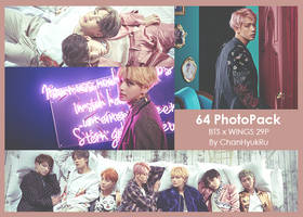 64 / BTS x WINGS PhotoPack by ChanHyukRu