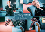 37 / PSD Coloring by ChanHyukRu