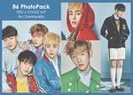 86 / EXO x VOGUE PhotoPack