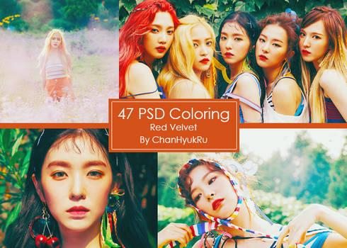 47 / PSD Coloring by ChanHyukRu