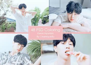 48 / PSD Coloring by ChanHyukRu