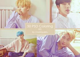 50 / PSD Coloring by ChanHyukRu
