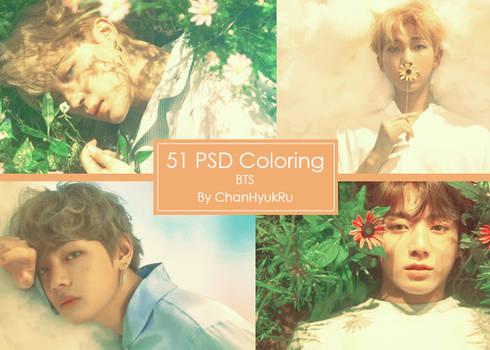 51 / PSD Coloring by ChanHyukRu