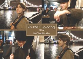 65 / PSD Coloring by ChanHyukRu by ChanHyukRu