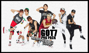 GOT7 PNG Pack