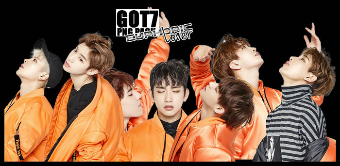 GOT7 PNG Pack 2