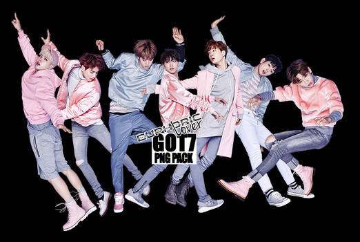 GOT7 PNG Pack 3