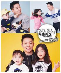 Photopack #7 - SoDa Siblings - Lee Beom-Soo (TROS)