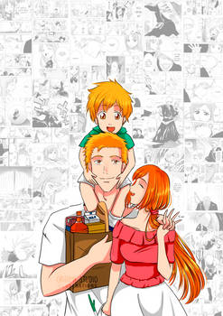 Ichihime is canon! (Animated GIF)