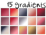 Gradient Set o1. by negashiite