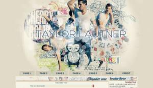 Taylor Lautner Domain Layout