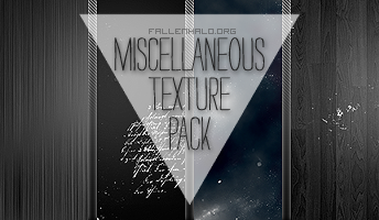Miscellaneous Texture Pack by FallennHalo