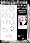 Ribbons and Frames | #Packs500