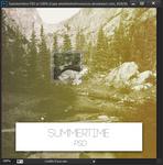 Summertime   PSD  