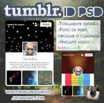 Tumblr | ID PSD |