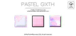 Pastel Gxth | STYLES