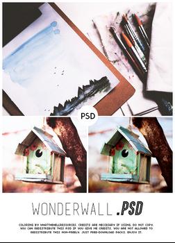 Wonderwall | PSD