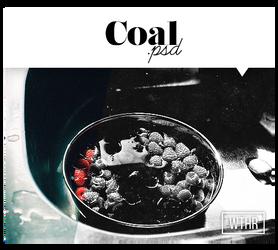 Coal // psd