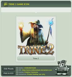 Trine 2 Icon by CODEONETEAM